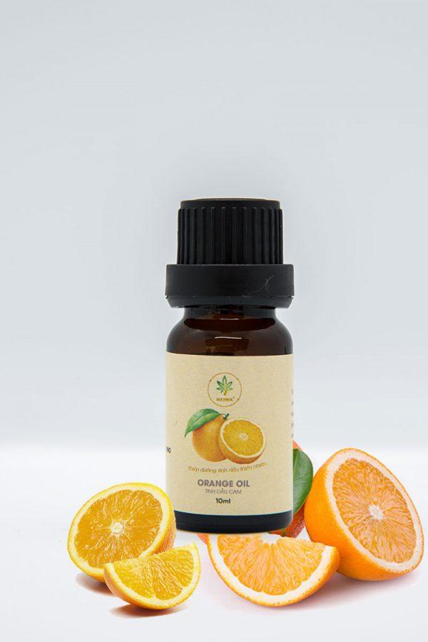 Công dụng tinh dầu cam đối với con người