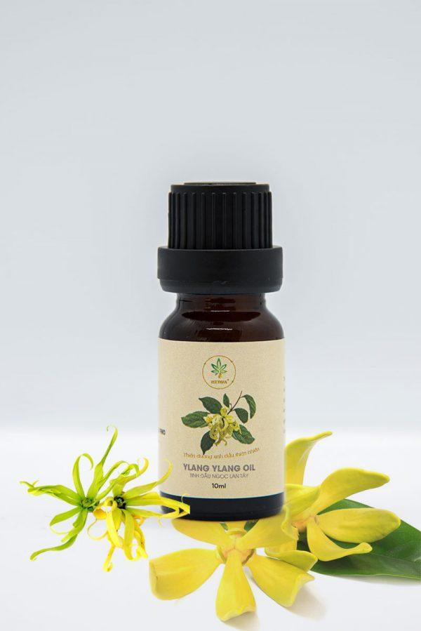 Công dụng của tinh dầu hoa ngọc lan tây với sức khỏe