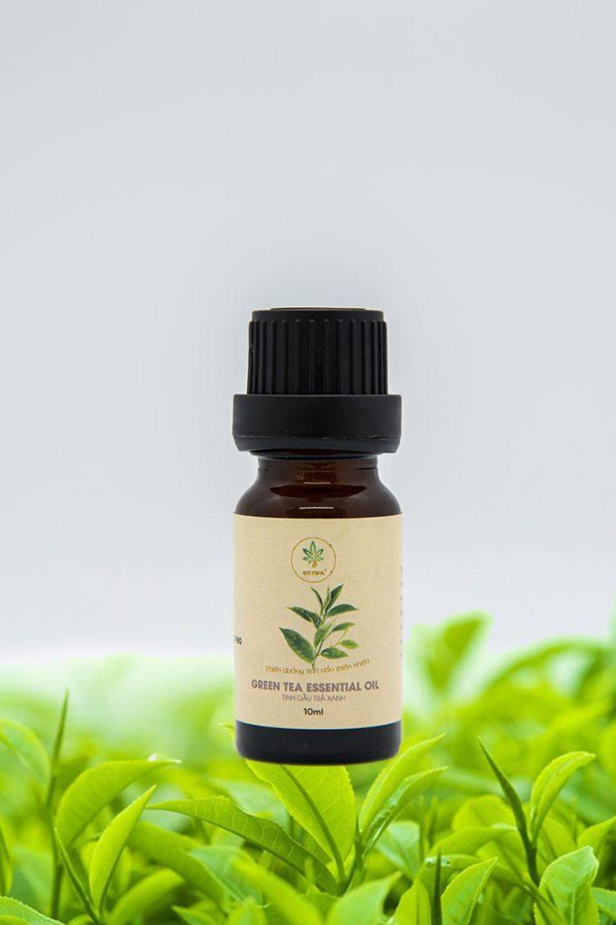 Tinh dầu trà xanh nguyên chất