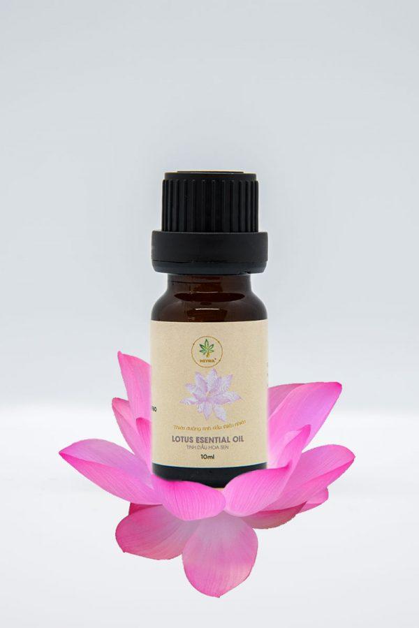 Công dụng của tinh dầu hoa sen