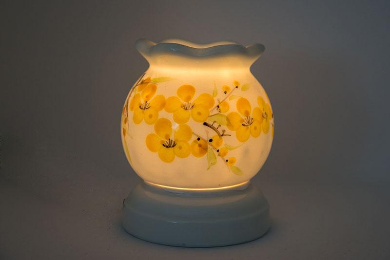 Đèn xông tinh dầu Size Trung