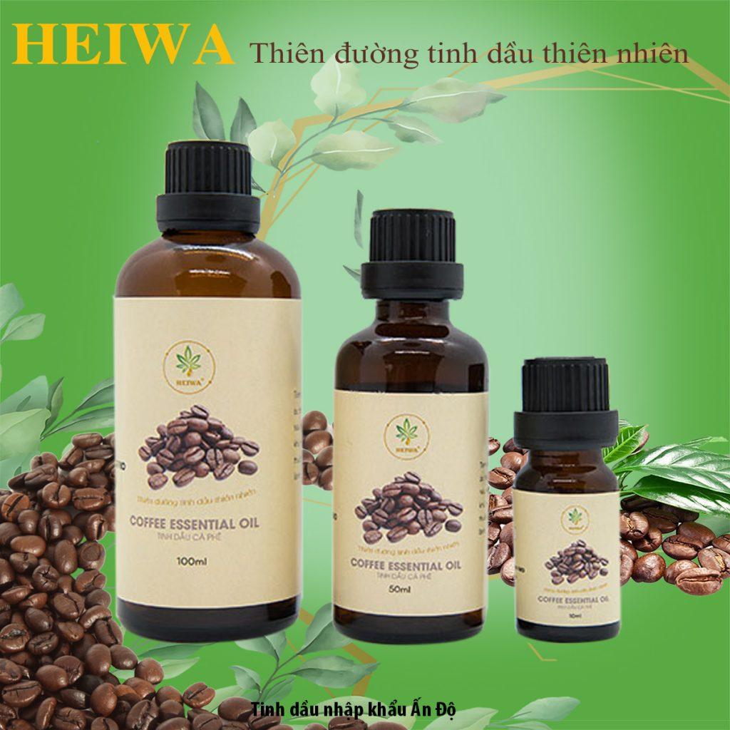 Tinh dầu cà phê nguyên chất có tốt không?