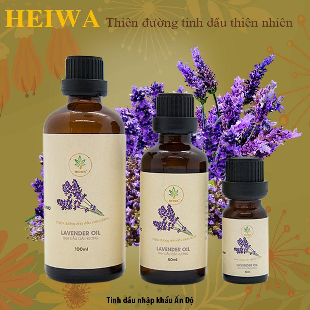 Mua tinh dầu hoa oải hương nguyên chất ở đâu?